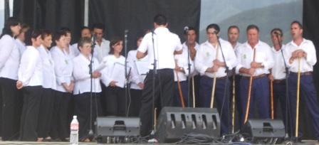Coro Ronda Valdebaró
