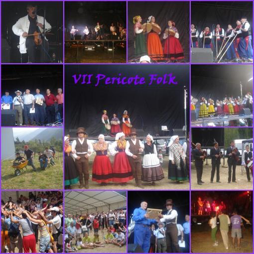 Fotos del VII Pericote Folk